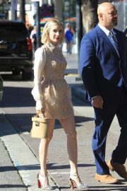 Emma Roberts at Ryan Murphy's Walk of Fame Ceremony in Hollywood 2018/12/04 4