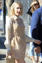 Emma Roberts at Ryan Murphy's Walk of Fame Ceremony in Hollywood 2018/12/04 5