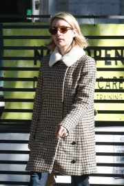 Emma Roberts Heading to a Spa in Los Angeles 2018/12/29 5