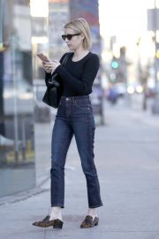 Emma Roberts Out in West Hollywood 2018/12/05 1