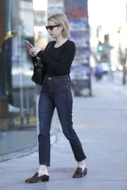 Emma Roberts Out in West Hollywood 2018/12/05 2