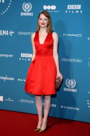 Emma Stone at British Independent Film Awards 2018 in London 2018/12/02 1