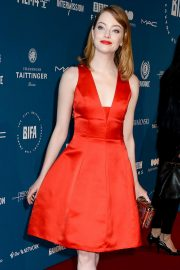 Emma Stone at British Independent Film Awards 2018 in London 2018/12/02 2