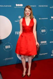 Emma Stone at British Independent Film Awards 2018 in London 2018/12/02 6
