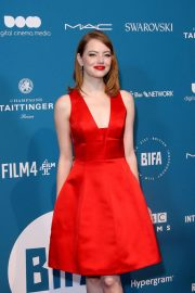 Emma Stone at British Independent Film Awards 2018 in London 2018/12/02 7