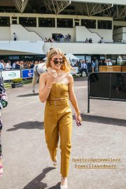 Eugenie Bouchard at Boxing Day Races in Auckland 2018/12/26 2