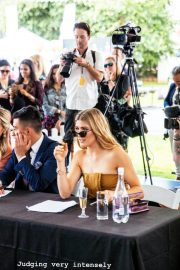 Eugenie Bouchard at Boxing Day Races in Auckland 2018/12/26 8