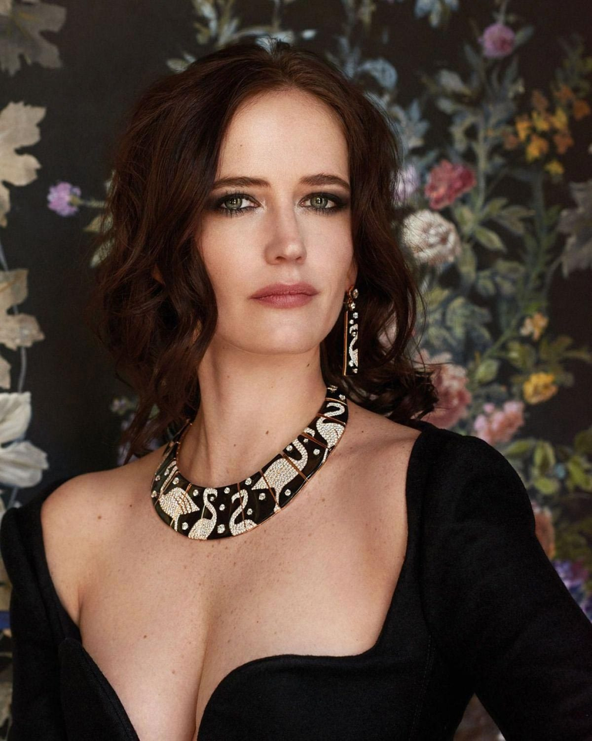 Eva Green in Vanity Fair Magazine, Italy December 2018 1