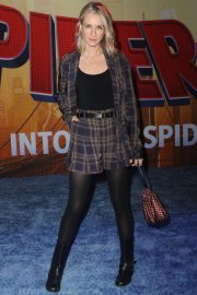 Ever Carradine at Spider-man: Into the Spider-Verse Premiere in Hollywood 2018/12/01 7