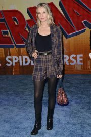 Ever Carradine at Spider-man: Into the Spider-Verse Premiere in Hollywood 2018/12/01 10