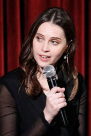 Felicity Jones at On the Basis of Sex Academy Screening in New York 2018/12/13 5