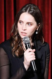 Felicity Jones at On the Basis of Sex Academy Screening in New York 2018/12/13 7