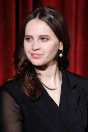 Felicity Jones at On the Basis of Sex Academy Screening in New York 2018/12/13 9