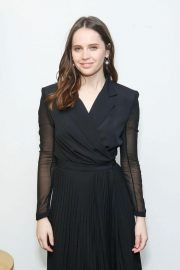 Felicity Jones at On the Basis of Sex Academy Screening in New York 2018/12/13 10
