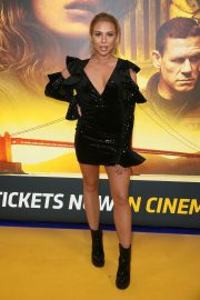 Gabby Allen at Bumblebee Fan Screening in London 2018/12/05 2