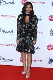 Georgia May Foote at Virgin Money Giving Mind Media Awards in London 2018/11/29 3