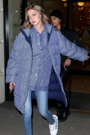 Gigi Hadid Arrives at Her Apartment in New York 2018/12/10 5