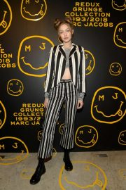 Gigi Hadid at Marc Jacobs Redux Grunge Collection/Marc Jacobs Madison Opening 2018/12/03 2