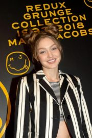 Gigi Hadid at Marc Jacobs Redux Grunge Collection/Marc Jacobs Madison Opening 2018/12/03 3