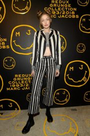 Gigi Hadid at Marc Jacobs Redux Grunge Collection/Marc Jacobs Madison Opening 2018/12/03 4