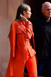 Gigi Hadid Out and About in New York 2018/12/11 6