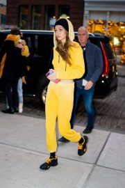 Gigi Hadid Out and About in New York 2018/12/29 3