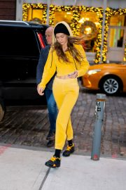 Gigi Hadid Out and About in New York 2018/12/29 4
