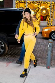 Gigi Hadid Out and About in New York 2018/12/29 5