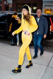 Gigi Hadid Out and About in New York 2018/12/29 7
