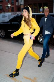 Gigi Hadid Out and About in New York 2018/12/29 8