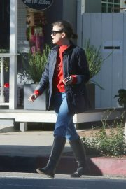 Ginnifer Goodwin Out and About in Los Angeles 2018/12/14 1