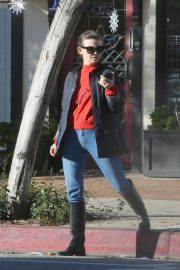 Ginnifer Goodwin Out and About in Los Angeles 2018/12/14 3