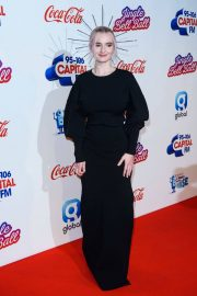 Grace Chatto at Capital FM Jingle Bell Ball in London 2018/12/09 2