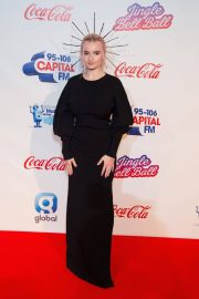 Grace Chatto at Capital FM Jingle Bell Ball in London 2018/12/09 7