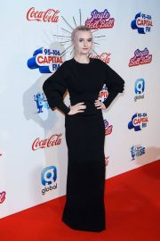 Grace Chatto at Capital FM Jingle Bell Ball in London 2018/12/09 9