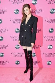Grace Elizabeth at Victoria's Secret Viewing Party in New York 2018/12/02 2