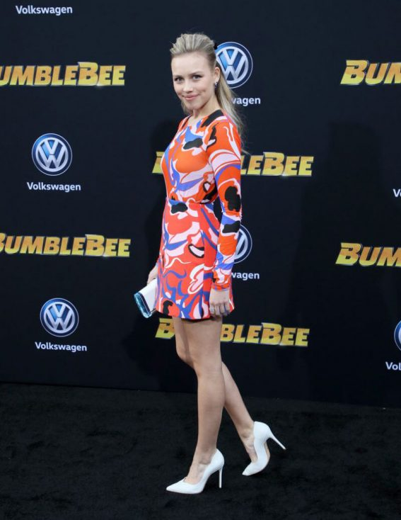 Gracie Dzienny at Bumblebee Premiere After-party in Hollywood 2018/12/09 1