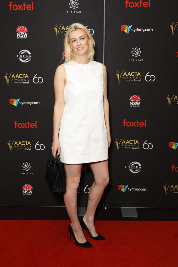 GRACIE OTTO at AACTA Awards Industry Luncheon in Sydney 12/03 1