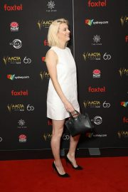 Gracie Otto at AACTA Awards Industry Luncheon in Sydney 2018/12/03 1