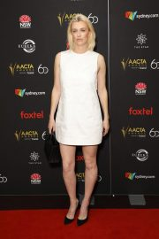 Gracie Otto at AACTA Awards Industry Luncheon in Sydney 2018/12/03 2