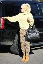 Gwen Stefani Arrives at Sunday Church Services in Los Angeles 2018/12/16 5
