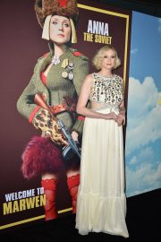 Gwendoline Christie at Welcome to Marwen Premiere in Hollywood 2018/12/10 2