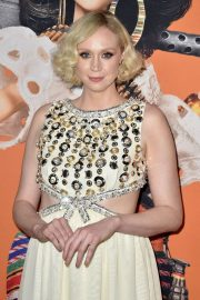 Gwendoline Christie at Welcome to Marwen Premiere in Hollywood 2018/12/10 4