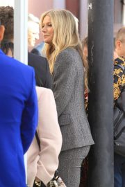 Gwyneth Paltrow at Ryan Murphy's Walk of Fame Ceremony in Hollywood 2018/12/04 2