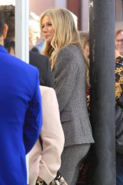 Gwyneth Paltrow at Ryan Murphy's Walk of Fame Ceremony in Hollywood 2018/12/04 5