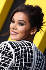 Hailee Steinfeld at Bumblebee Premiere in Hollywood 2018/12/09 11