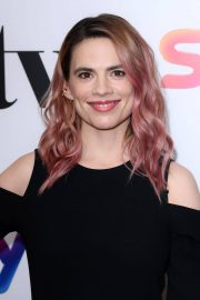 Hayley Atwell at Women in Film and Television Awards in London 2018/12/07 6