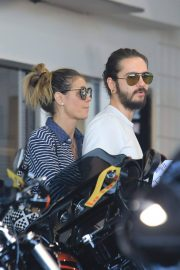 Heidi Klum and Tom Kaulitz Out Shopping in Los Angeles 2018/12/28 2