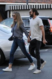 Heidi Klum and Tom Kaulitz Out Shopping in Los Angeles 2018/12/28 6