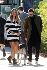 Heidi Klum and Tom Kaulitz Out with His Dog in Los Angeles 2018/12/03 8